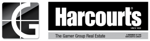 Garner-HarcourtsLogo-Grayscale