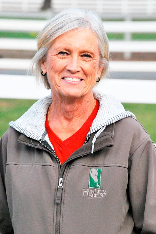 Headshot of board member Georgia Merrifield