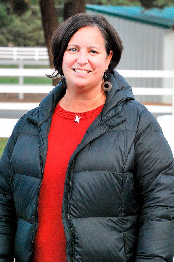Headshot of board member Heidi Hausner
