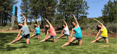 Wild Thing Yoga Instructors